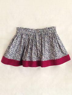 Liberty Pablo Pepper Mini Skirt