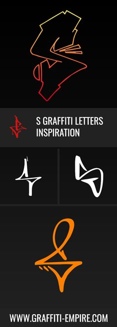Graffiti Lettering | S Graffiti Letter Inspiration #graffiti #handlettering #drawing