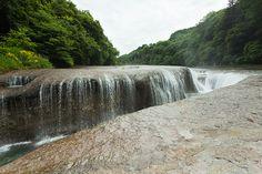 Fukiware waterfall, Gunma, Japan
