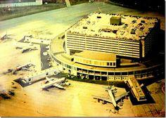 Old Toronto Terminal 1 (Malton)...great terminal