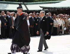 天皇陛下ら、明治神宮を参拝