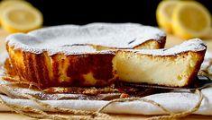 TORTA CREMOSA RICOTTA E LIMONE Orange Recipes, Salmon Recipes, Italian Desserts, Italian Recipes, Lemon Ricotta Cake, Raisin Recipes, Lemon Potatoes, Poke Cake Recipes, Cupcake Cakes