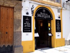 Bodegas Mezquita in Córdoba - had supper here All Over The World, Tapas, Broadway Shows, Spain, Europe, Travel, Cordoba, Wine Cellars, Viajes