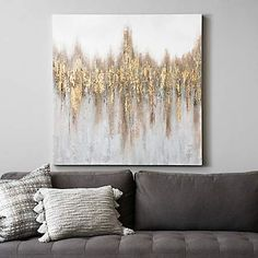 Kirkland& Canvas Art Gold and Bronze Abstract Canvas Art Print . - Kirkland& canvas art Gold and Bronze Abstract Canvas Art Print Abstract Canvas Wall Art, Diy Canvas Art, Canvas Art Prints, Abstract Painting Ideas On Canvas, Diy Abstract Art, 3 Piece Painting, Modern Canvas Art, China Painting, Homemade Canvas Art