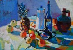 Still life 28 / 16 x 11 cm by Maja Đokić Mihajlović