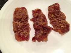 Barefoot Contessa's candied bacon recipe