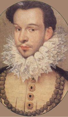 Elizabethan Fashion - Ruff