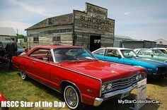 MSCC june 16 Star of the Day-the perfect birthday car for a country.Read why: http://www.mystarcollectorcar.com/3-the-stars/40-model-stars/2725-mscc-southside-star-of-the-day.html #67Meteor