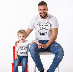 Babyinstar 2017 New Father Baby Clothes Summer Short Sleeve Cotton t-shirt Outwear Fashion Family Matching Outfits Father Daughter Shirts, Fathers Day Shirts, Guy Shirts, Dad And Son Shirts, Mother Daughters, Father And Baby, Daddy And Son, Dad Son, Father To Be