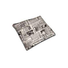 Körnerkissen Newspaper : Mit diesem Körnerkissen kommen wissbegierige Zeitungsleser voll auf ihre Kosten. Und auch Retro-Fans gefällt das Kissen gut