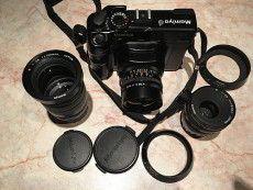 Μεταχειρισμένη Mamiya 6 + 50mm + 75mm + 150mm