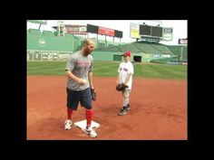 Pedroia on how to play second - YouTube