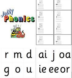 Jolly Phonics Take Home Book