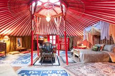 14 Quirky Glamping Sites That Are Anything But Ordinary