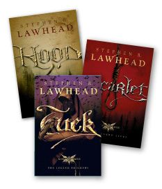 King Raven Trilogy. Stephen Lawhead. A reworking of my favourite hero, Robin Hood.