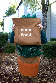 Potted Plant Costume