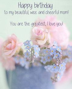 happy birthday quote for mom images ideas happy birthday mom