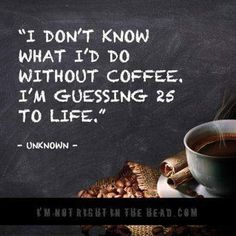 (7) Everyday is national coffee day... - Imgur