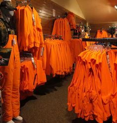 And blaze orange, after September 1. | 38 Things Only People From Wisconsin Really Understand