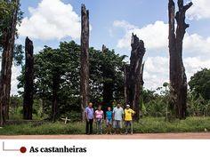 Mais de 1,5 mil pessoas, organizadas pelo MST, marchavam rumo a Belém para reivindicar a desapropriação da Fazenda Macaxeira, em Eldorado dos Carajás, ocupada desde novembro de 1995. Eles pediam também políticas de assistência para o Assentamento Palmares, na cidade de Parauapebas, sul do Pará, de onde partiu a caminhada. Após sete dias de percurso, as famílias decidiram ocupar a rodovia para negociar alimento e transporte com o governo do estado, na época comandado por Almir Gabriel (PSDB).