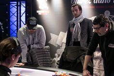 Salah Amran termine à la 5e place de cette 5e édition du Winamax Poker Tour. La finale #WiPT 2015/2016 au Cercle Clichy Montmartre. Crédit photo: Caroline Tribot #Winamax #Poker #CCM
