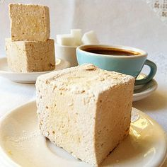 Espresso Marshmallows - food gifts