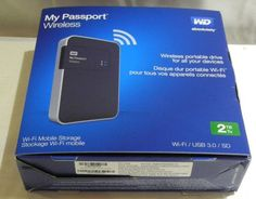 Storage Western Digital My Passport Wireless Review.  Wire-free operation and a Wi-Fi radio enabling it to act as an access point or a wireless NAS / hot-spot mode Network And Security, Mobile Storage, Enabling, Passport, Wi Fi, Westerns, Acting, Samsung, Digital