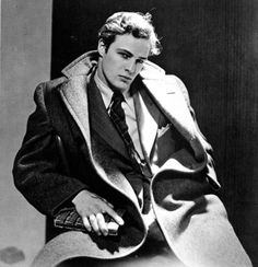 "hollywood-portraits: ""Marlon Brando photographed by Cecil Beaton, "" Old Hollywood Stars, Golden Age Of Hollywood, Vintage Hollywood, Hollywood Glamour, Classic Hollywood, Hollywood Photo, Stars D'hollywood, Cecil Beaton, Actrices Hollywood"