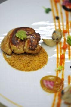 Un chef une recette : Ludovic Turac et son foie gras de canard poêlé