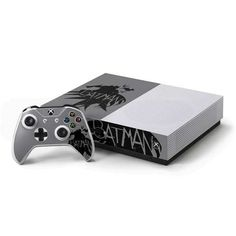 Motivated Batman Xbox One S 3 Sticker Console Decal Xbox One Controller Vinyl Anime Video Games & Consoles Video Game Accessories