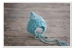 Newborn Bonnet Cable Knit by TheChikenCoop on Etsy, $22.00