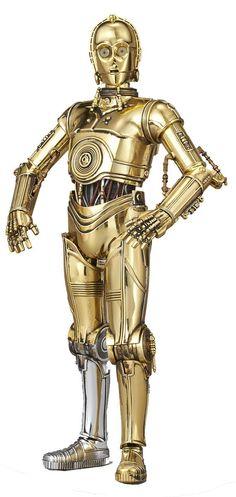 Star Wars 1/12 C-3PO: Amazon.it: Giochi e giocattoli
