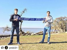 #Repost @probi31  #argentinien #herthabsc #hertha #herthabscinternational #bsc #nurderbsc #herthaurlaub #berlin Credits @ln.dr