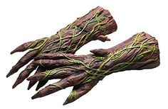 1-Pair of latex costume gloves Inspired by the exciting action movie: Guardians…