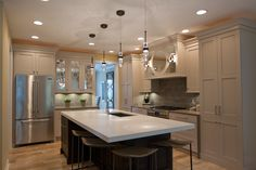Beautiful kitchen - Kitchens by Design, Indianapolis. Designer: Gene ...