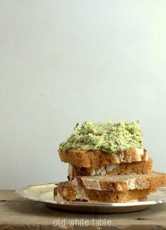 Zielona Pasta Śniadaniowa