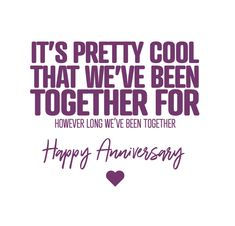 Anniversary Quotes For Friends, Anniversary Wishes For Boyfriend, Happy Anniversary To My Husband, Happy Anniversary Wishes, Funny Anniversary Cards, Anniversary Scrapbook, Marriage Anniversary, Anniversary Ideas, Cute Quotes For Him