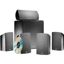 Definitive Technology ProCinema 606 51 Home Theater System Black >>> Check out the image by visiting the link. Speaker Mounts, Speaker System, Home Theater, All In One, Cinema, Technology, Black, Image Link, Tecnologia