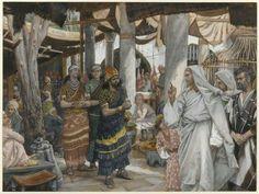 """16-Mar. """"¡Regresa! ¡Tu hijo está vivo"""". Evangelio: Jn 4, 43-54."""