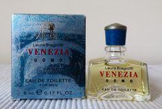 Venezia Uomo de Laura Biagiotti : eau de toilette 5 ml avec boîte