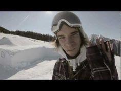 All day long shoot at Horsefeathers Superpark Planai - Snowboard