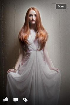 Illumina hair color by Wella.  This color is designed to sparle