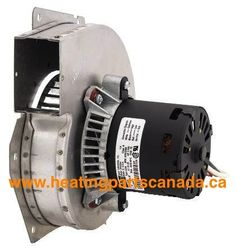 Fasco A066 Draft Inducer motor Canada Replacement Rheem/Ruud Exhaust