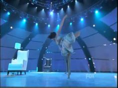 So You Think You Can Dance Caitlynn & Mitchell Turning Tables - YouTube (Lee Liebeskind)