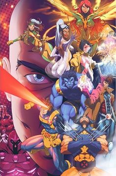Manga dos X-Men Marvel Comics Comic Book Characters, Comic Book Heroes, Marvel Characters, Comic Character, Comic Books Art, Comic Art, Hq Marvel, Marvel Comics Art, Marvel Heroes