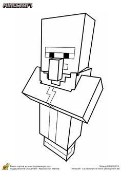 Become A Epic Minecraft Artist With The New Easy To Use Colouring App From FPSXGames Also Available Is Fun Collection Of Printable Characters