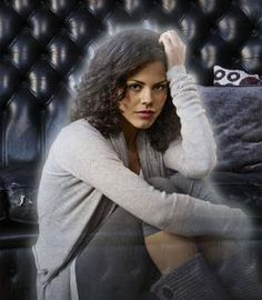 Annie Sawyer, from the series, Being Human (UK Version), ghost - played by Lenora Crichlow