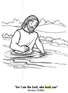 1000 images about bible divkingdom naaman on pinterest for Elisha coloring pages