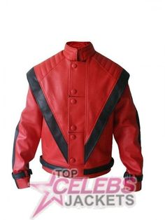 #Michael Jackson Thriller Jacket  .