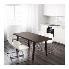VÄSTANBY Table - Västanå dark brown - IKEA